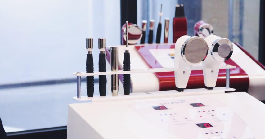 温蔓皮肤管理体验中心美容仪器