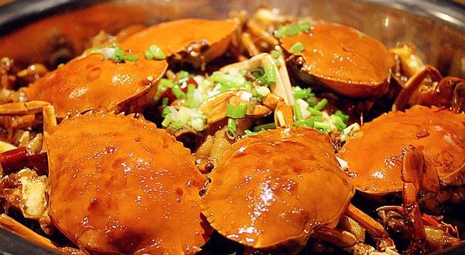 胖哥两肉蟹煲蟹煲