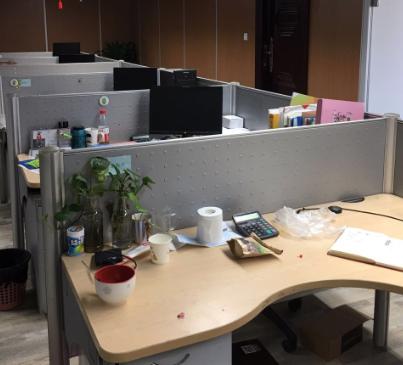 吾儿云平台办公桌