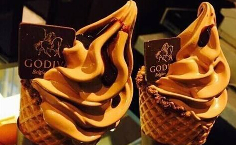 歌帝梵冰激凌