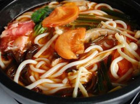 味西石锅拌饭米线拉面