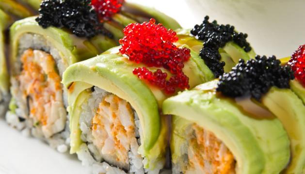 缘丰寿司美味