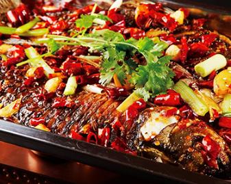 尚鱼味时尚烤鱼