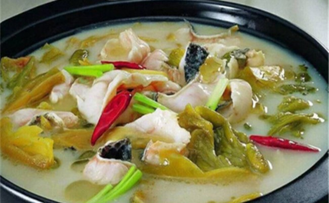 王大娘酸菜鱼泡椒鱼