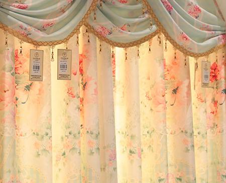 老裁缝家纺窗帘