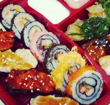 吉川寿司拼盘寿司