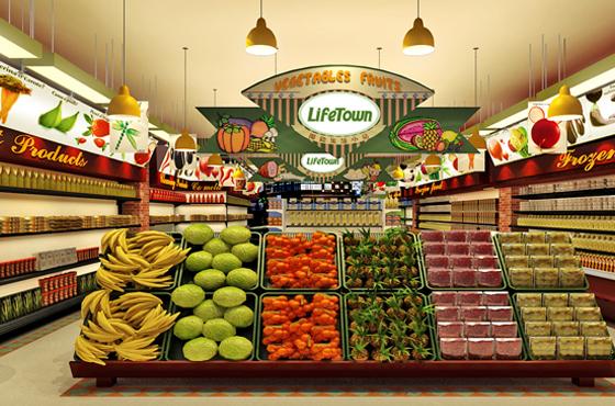 生活超市2