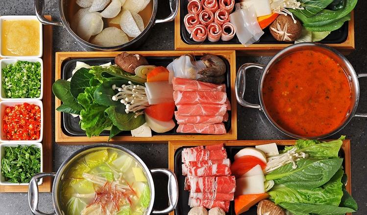 四川红馆火锅食材