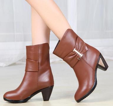 鞋女式皮鞋