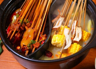 砂锅串串火锅