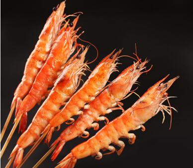 蜀锅串串烤大虾