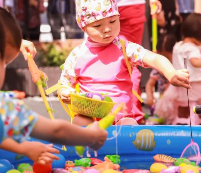 斯迪孚國際幼兒園聯盟活動日