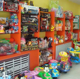 婴之王玩具店