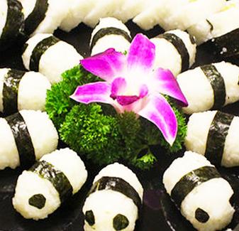 禾绿旋转寿司小熊卷