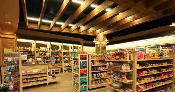 马良便利店内部一览
