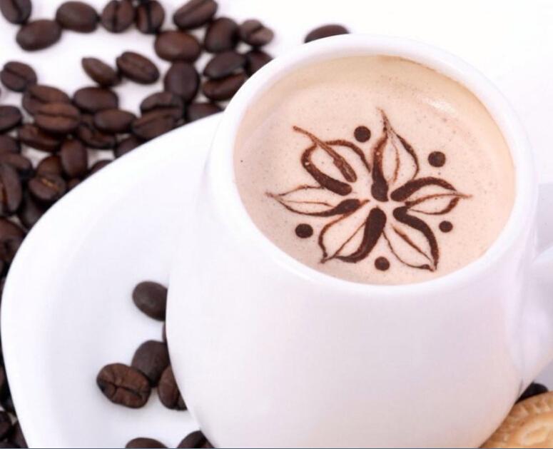 靓堡王咖啡