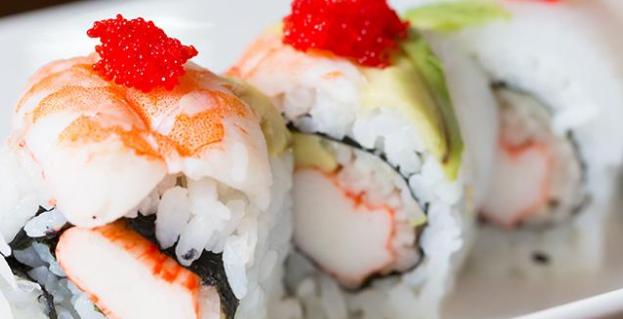 禾美寿司虾仁寿司
