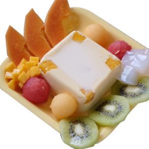 果汇港式甜品水果拼盘