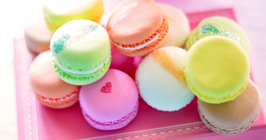 白雪公主港式甜品夹心