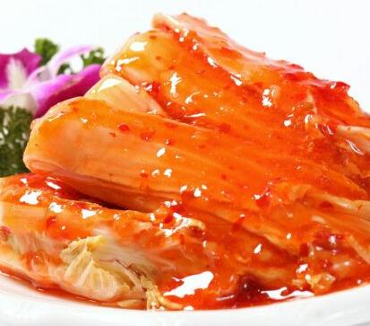 美石记石锅拌饭辣白菜