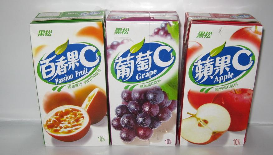黑松百果香饮品