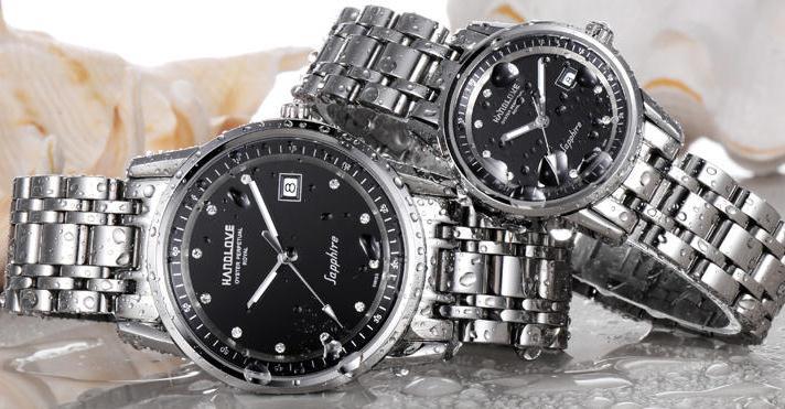 宝爵钟表时尚款
