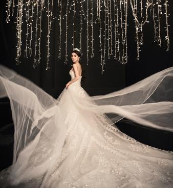 金夫人婚纱摄影新娘摄影