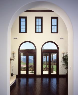 门窗玻璃门