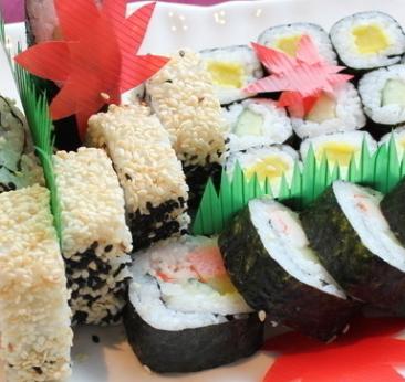 米多寿司寿司拼盘