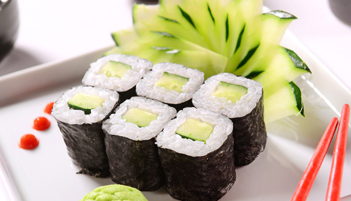 禾禄寿司美味