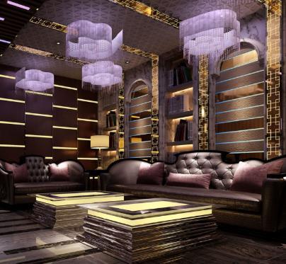 上海之夜KTV主题包厢