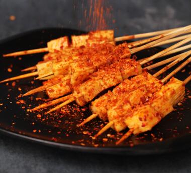 蜀锅串串烤板筋
