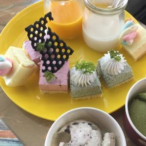 果汇港式甜品冰淇淋拼盘