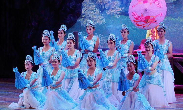 艺龙舞蹈古典舞蹈