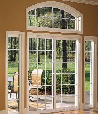 智赢门窗玻璃门