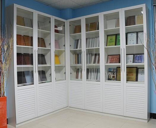 好莱客定制衣柜书房柜