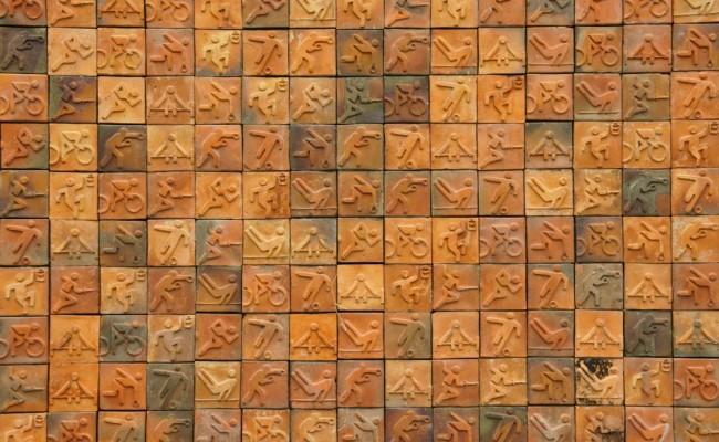 冠星王瓷砖棋盘式瓷砖