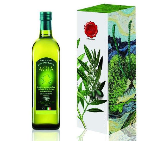 阿茜娅橄榄油