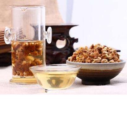 枇杷花茶养生茶