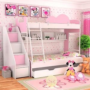迪士尼女宝宝家具