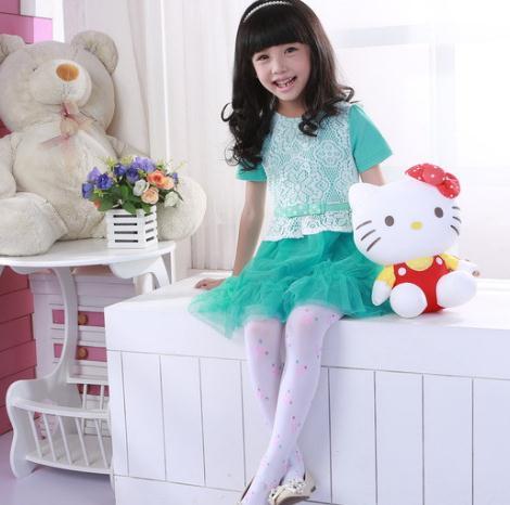 天使童装绿色