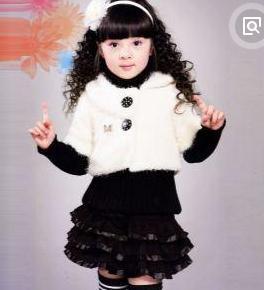 天使童装黑色