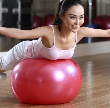 slim and tone瑜伽球