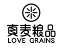 真麦粮品烘焙品牌logo