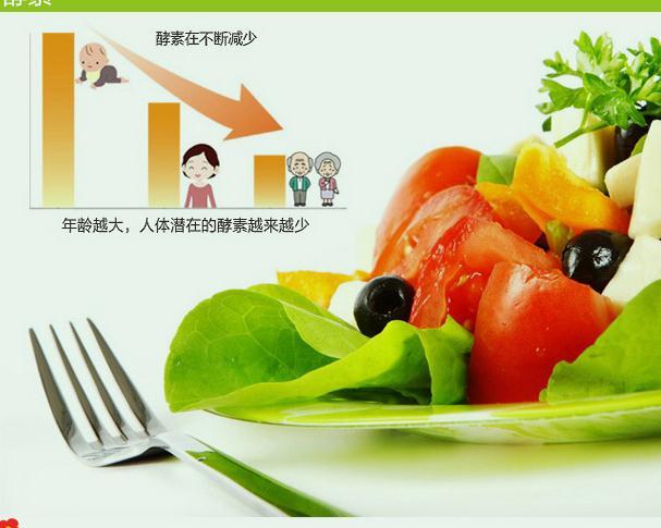 金肽宝贝植物生酵素果蔬