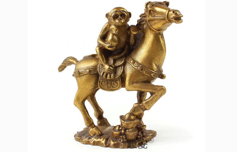 陶燕工艺饰品马猴