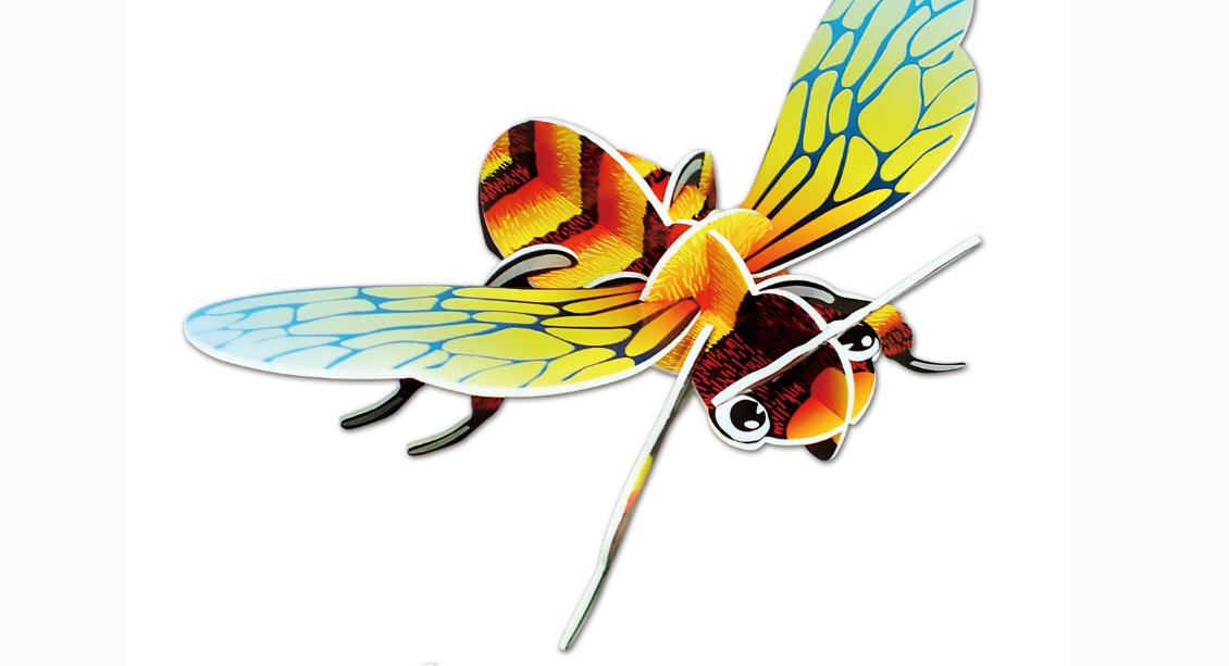 亲学派早教益智玩具蜜蜂