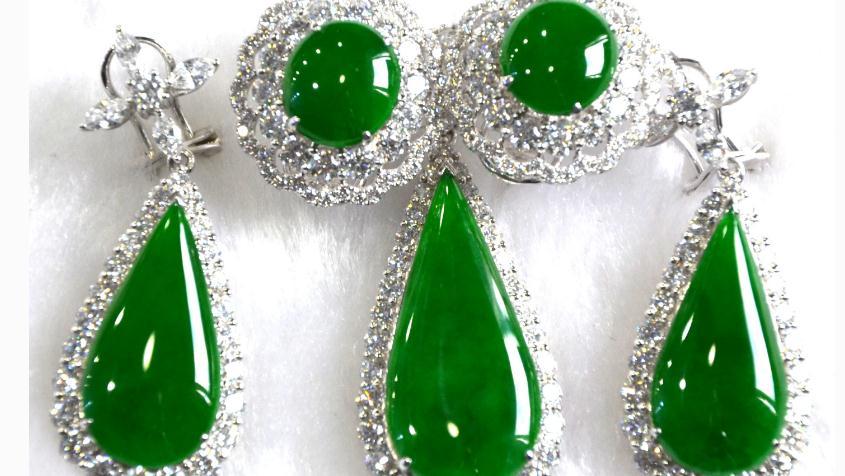 福泰珠宝绿宝石