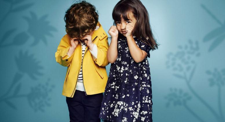 天使童装黄色