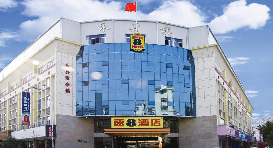 速8酒店在中国